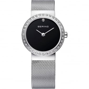 BERING Classic CZ BLK Watch
