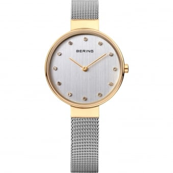 Classic Two Tone Watch