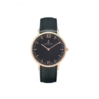 Campus 'All Black' Watch
