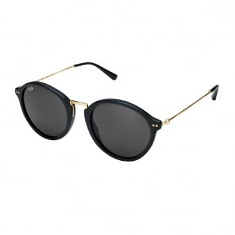 Maui Matt Black Sunglasses