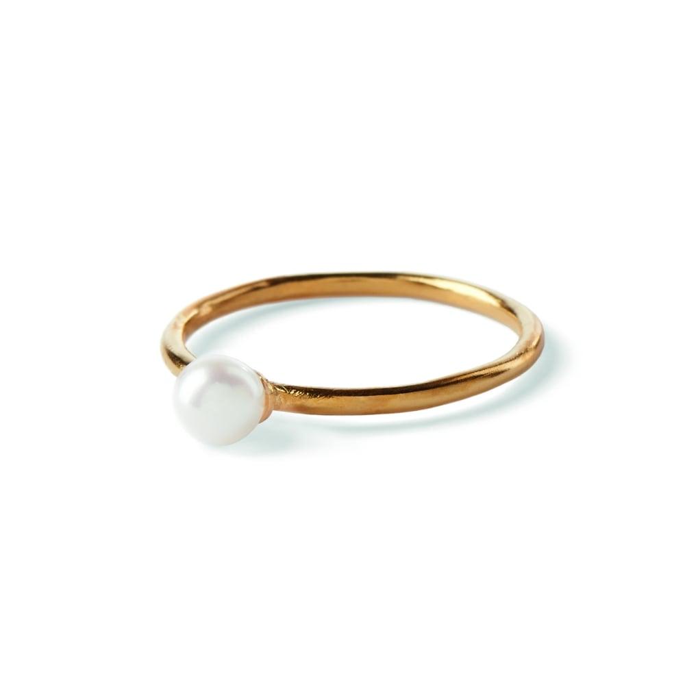 Pernille Corydon Pearl Ring
