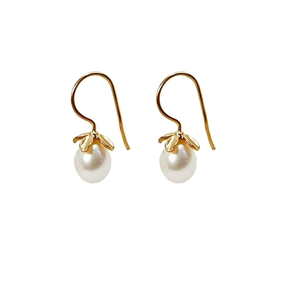 09dcca53e San Design Pearl Drop Earrings - Jewellery from Danish Concept ...