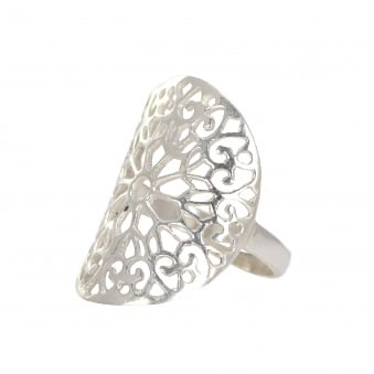 Raj Adjustable Ring