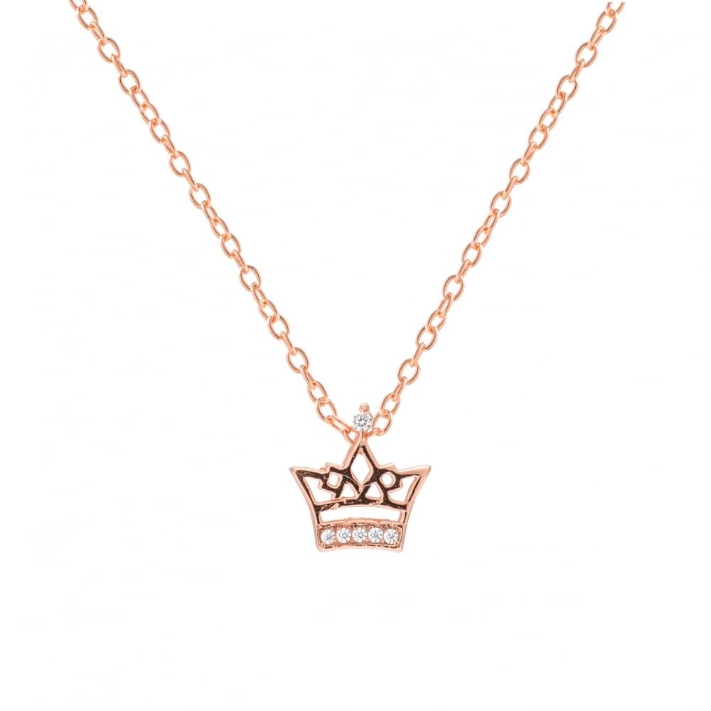 8300abd75 VIA London Mini Crown Necklace - Jewellery from Danish Concept ...